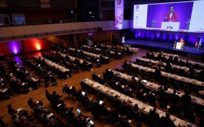 Conférence européenne régionale Habitat III, Prague, mars 2016