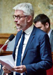 Hubert Julien-Laferrière, PFVT President