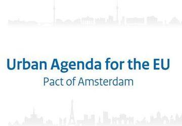 Le Pacte d'Amsterdam – Agenda Urbain de l'Union Européenne